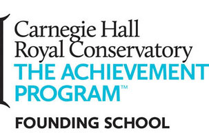 Carnegie Hall Royal Conservatory: The Achievement Program. Founding School Candidate.